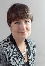 Inga-Lill Gyllander, ägare av salongen