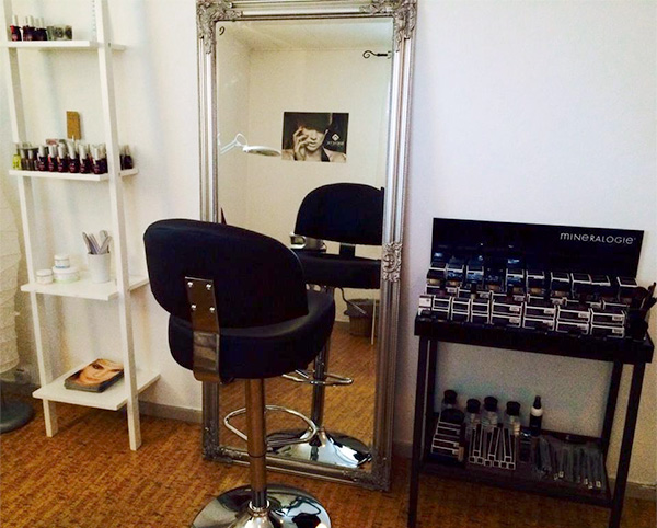 Makeuprådgivning