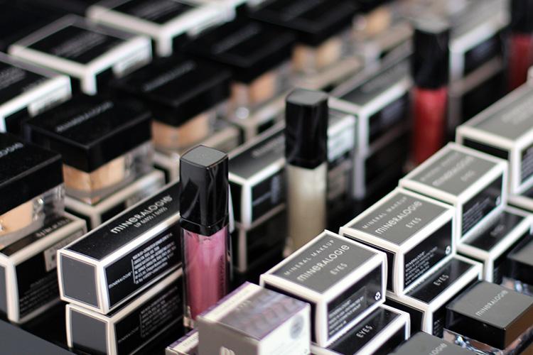 Mineralogie mineral makeup