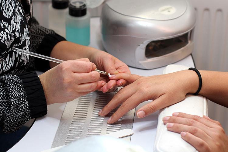 Nagelbehandlingar